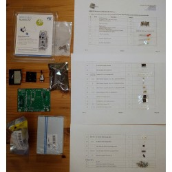 Overview of the kit contents